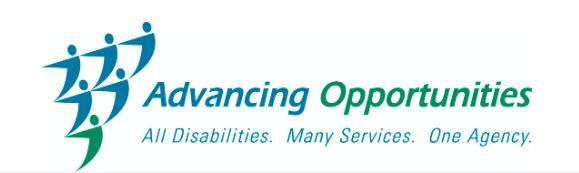 Advancing Opportunities logo